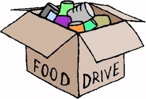 PG Holiday Food Drive (11/26-12/7)