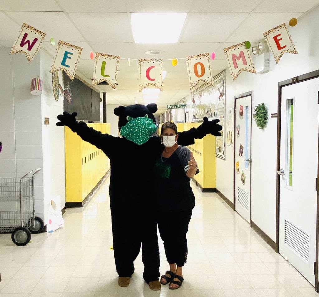 Roary, Mrs. Maggiore, and all the PG staff look forward to welcoming you back to your school!  #PGCares. #PGRocks
