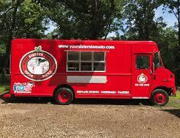 Introducing our FACS Food Truck Guest Speaker for tomorrow - Your Sisters Tomato!!  Thank you for supporting PG students!!