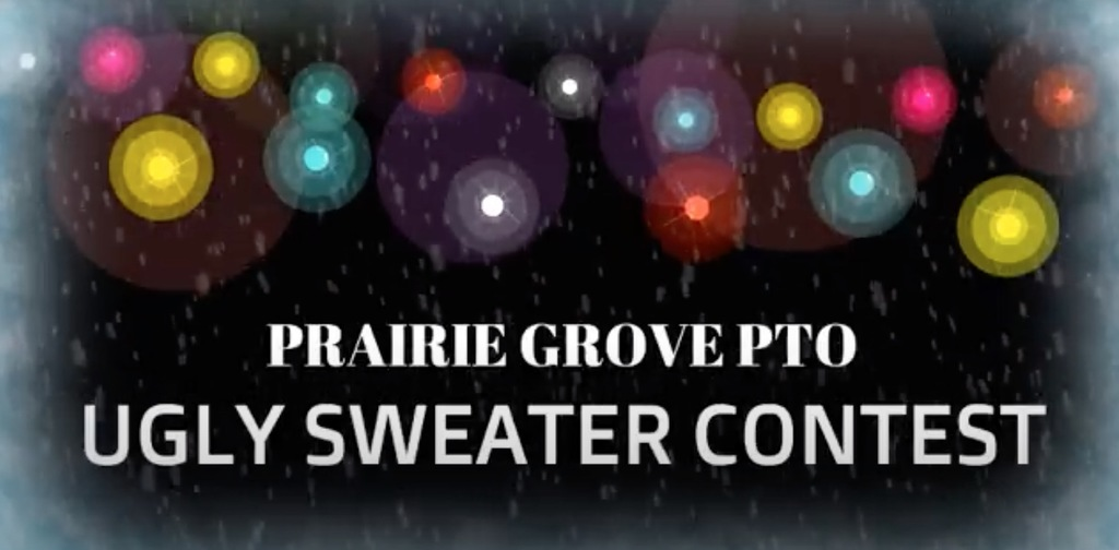 2020 PTO Ugly Sweater Contest
