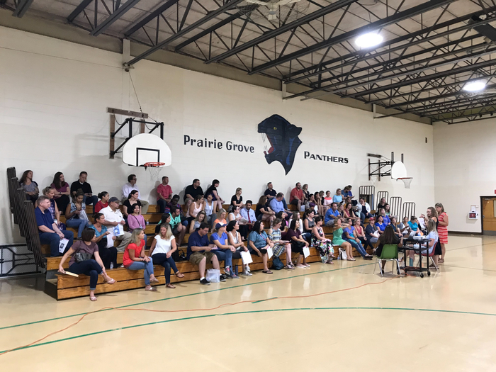 Kindergarten Preview Day 2018