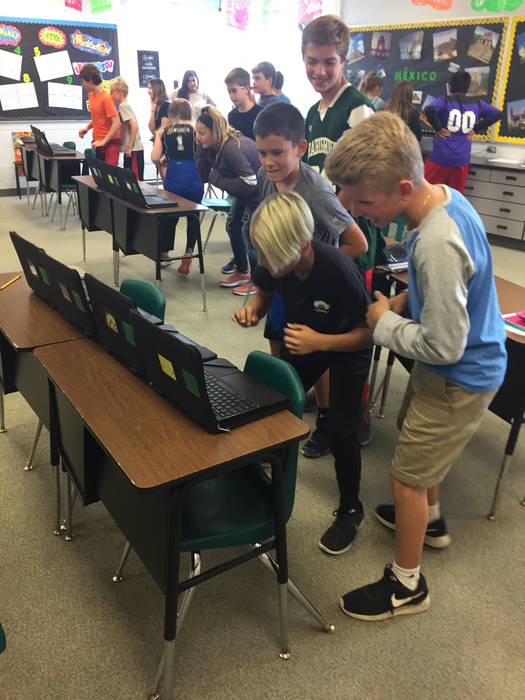 Quizlet Live Relay Races