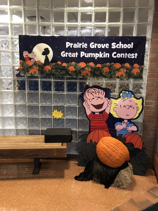 Great Pumpkin Contest