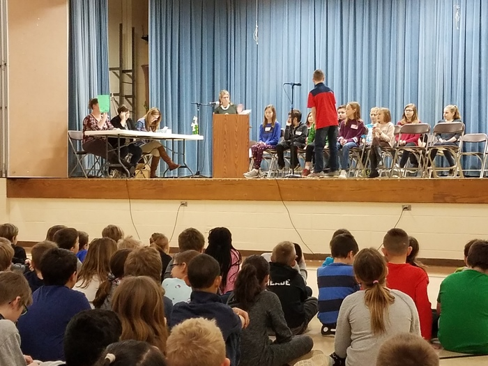 4th & 5th Grade Spelling Bee