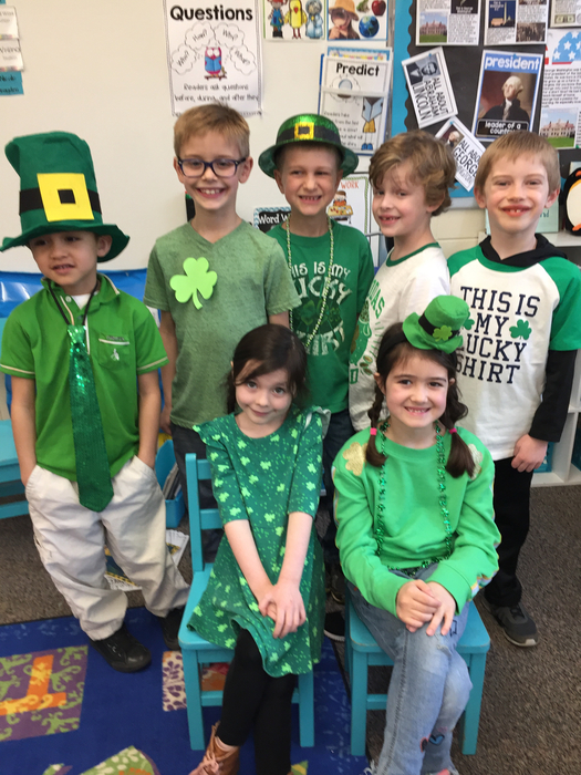 Happy St.Patrick's Day!