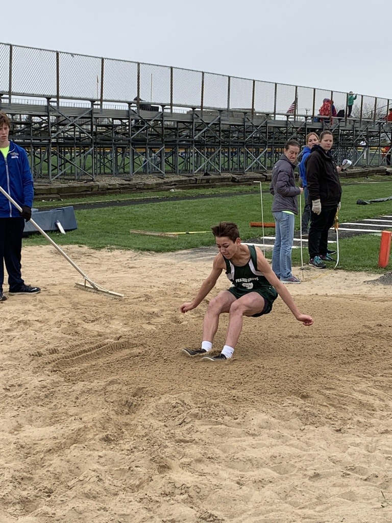7th Long Jump Qualifier E. Shoufer
