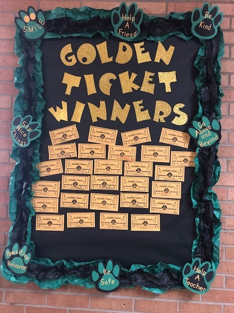 Golden Tickets Week 2