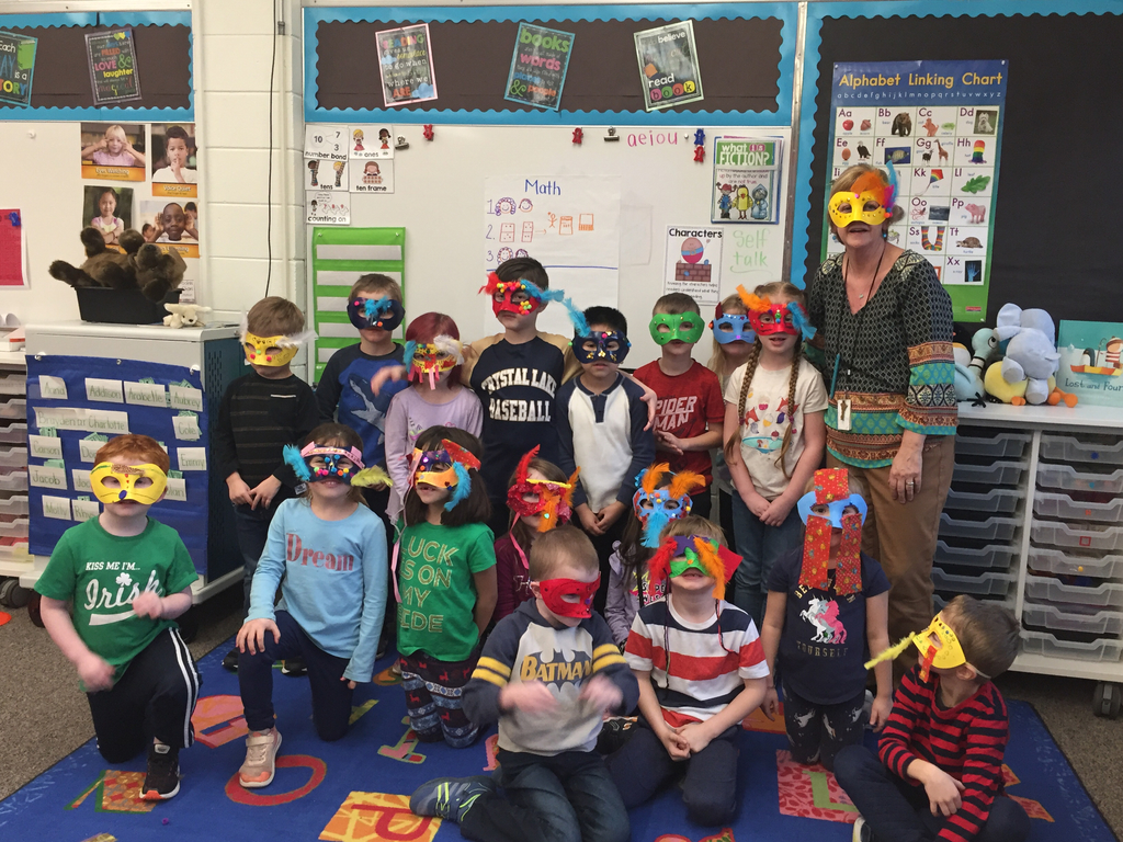 Mask creations!