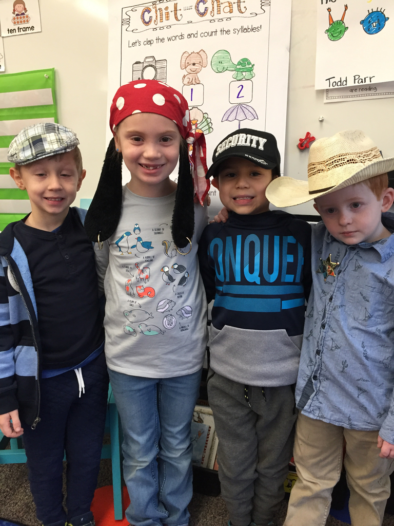 Tipping our hats for kindness!