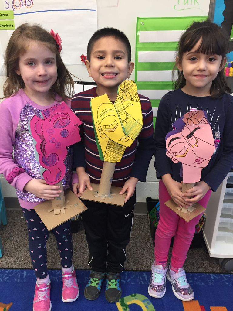 Artist of the Month with Pablo Picasso!