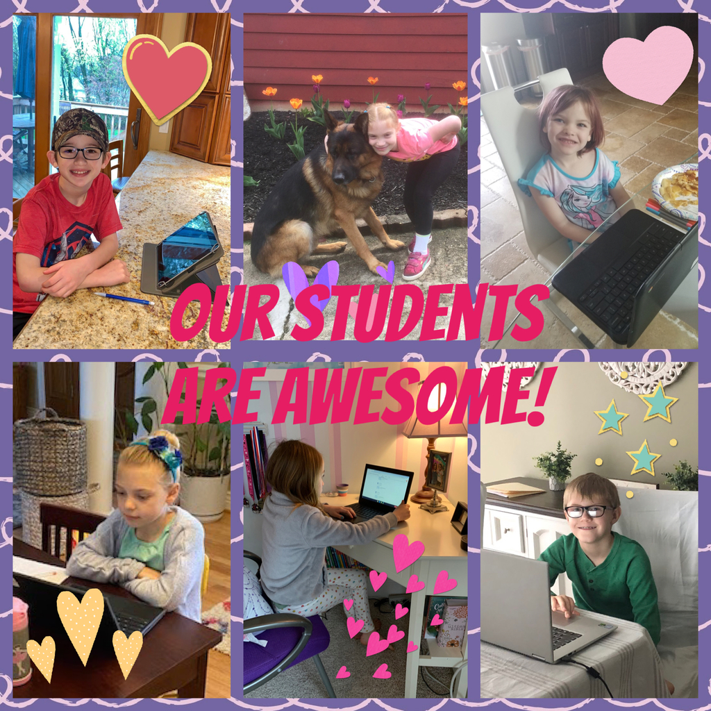 We love our students!